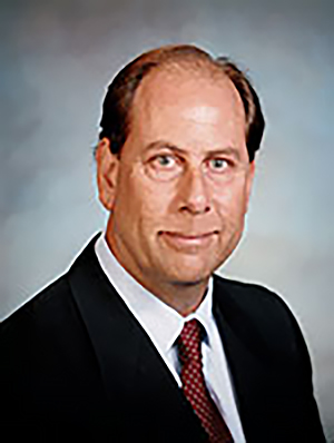 Photo of Robert Jacobs, Vice President of Business