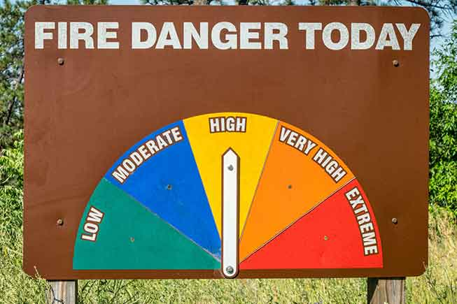 Wildfire Safety – Tips for a Year-Round Threat