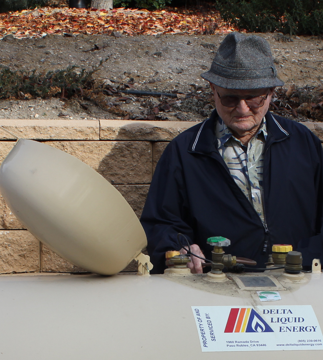 Safety Features of Your Propane Tank
