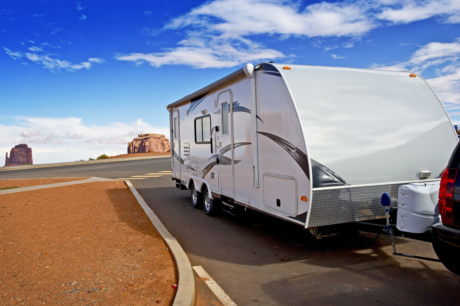 RV propane system safety