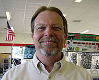 Photo of Rick Pedersen.